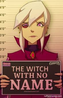 The Witch With No Name comic porn